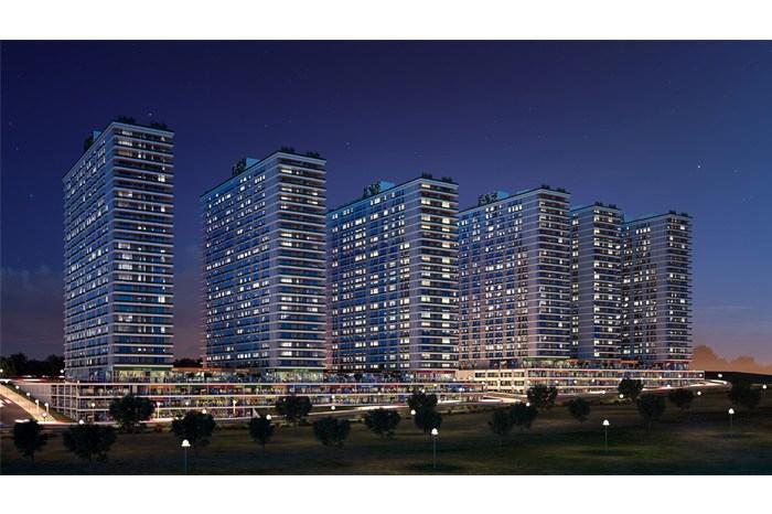 Mina Towers İstanbul Anadolu / Fikirtepe
