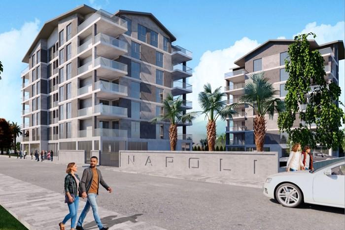 Napoli City Bursa / Nilüfer