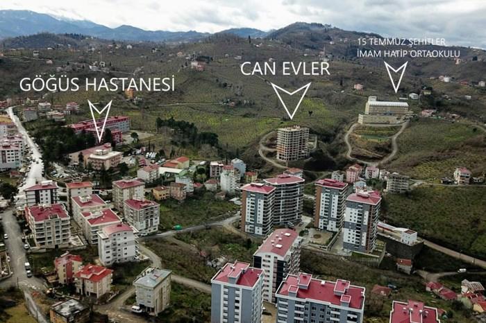 Can Evler Giresun / Merkez