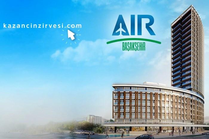 Air Başakşehir İstanbul Avrupa / Başakşehir