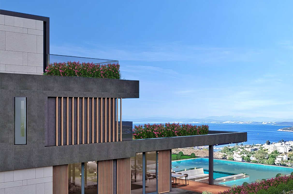 The Eight Bodrum