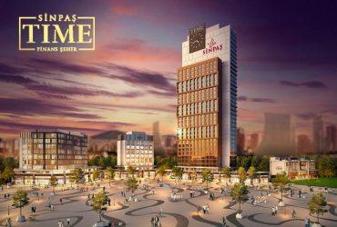 Sinpaş Time Finans Şehir İstanbul Anadolu / Ümraniye