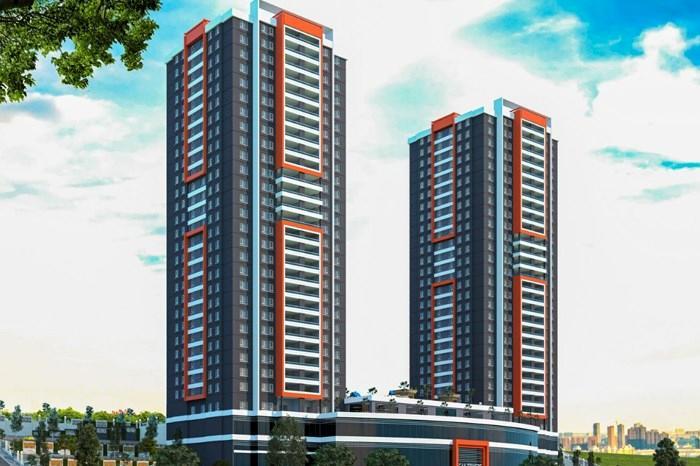 Can Towers Ankara / Mamak