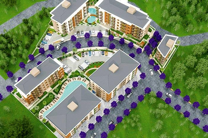 Yaren Living Park Aydın / Kuşadası
